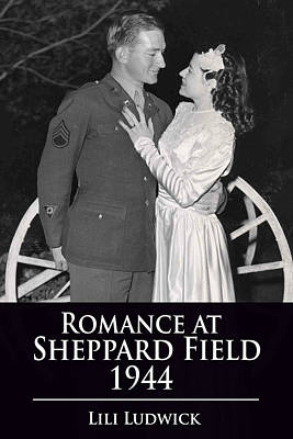 Nonfiction Photograph - Romance At Sheppard Field 1944 by Lili Ludwick