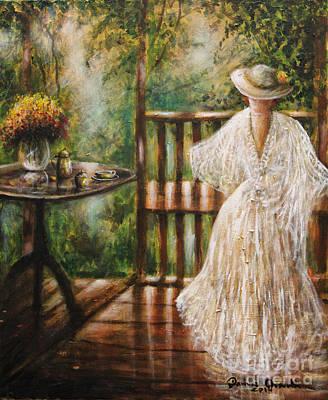 Painting - Magic In The Air by Dariusz Orszulik