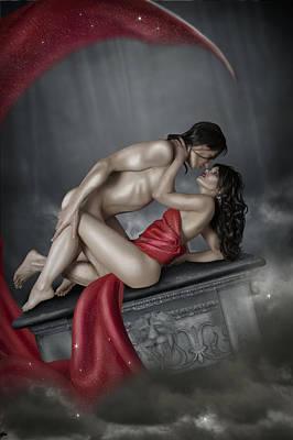 Photograph - Romance Isn't Dead by Ethiriel  Photography