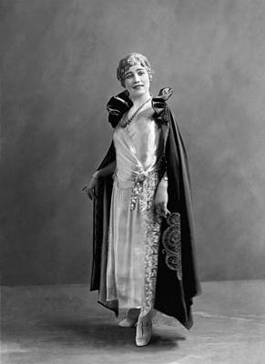 Romanian Photograph - Romanian Dancer In Paris by Underwood Archives