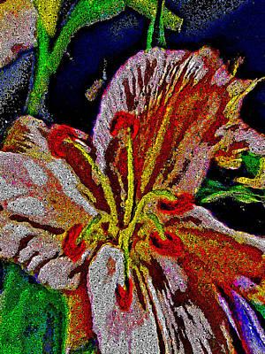 Romantic Flower.  Original