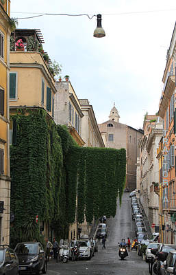 Photograph - Rome 2 by Andrew Fare