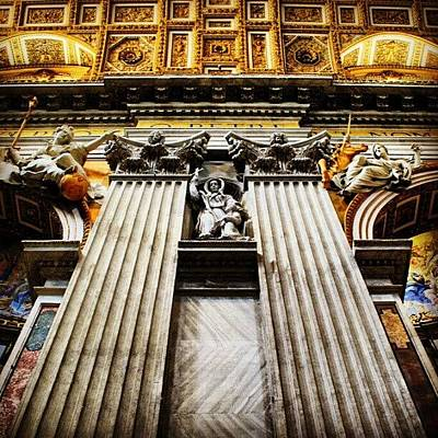 Icon Photograph - #rome #icon #vatican by Jason Emmett