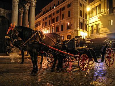 John Brown Photograph - Rome Italy by John Brown