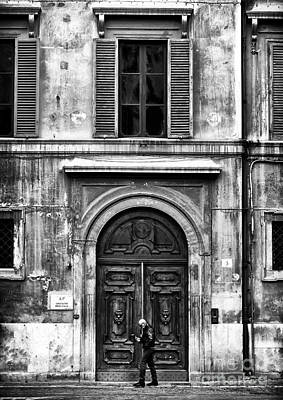 Rome Art Print by John Rizzuto