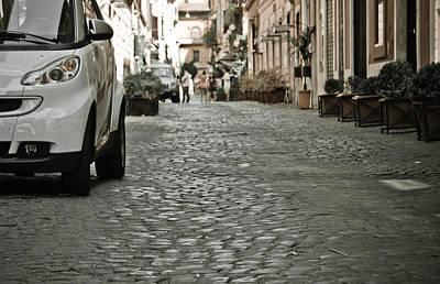 Trastevere Photograph - Rome by Mesha Zelkovich