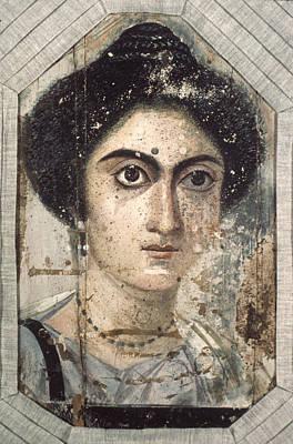 Rome Roman Woman, C325 Art Print by Granger