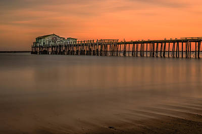 Photograph - Romeo's Pier by Linda Villers