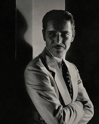 Ronald Photograph - Ronald Colman Wearing A Suit by Edward Steichen