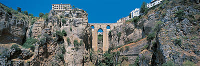 Ronda Photograph - Ronda Andalucia Spain by Panoramic Images