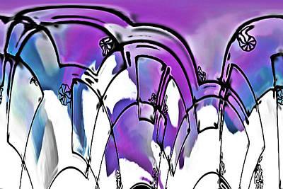 Rondiss Art Print by Susan Maxwell Schmidt
