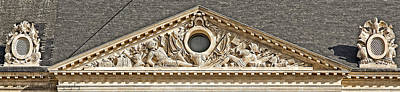 Photograph - Roof Details  by Hany J