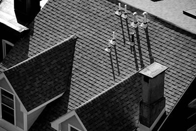 Photograph - Rooftop by John Schneider