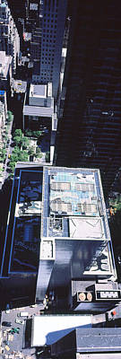 Rooftop Photograph - Rooftop Of Museum Of Modern Art by Panoramic Images