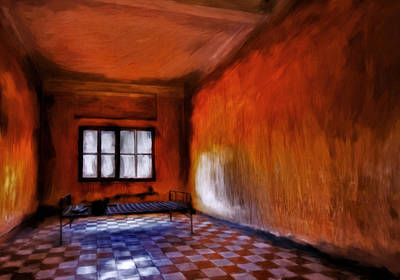 Dingy Painting - Room For Rent by Michael Pickett