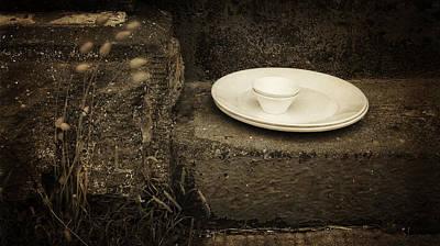 Photograph - Room Service by Tim Nichols