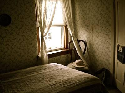 Room301 Irish Inn Art Print by Joan Reese