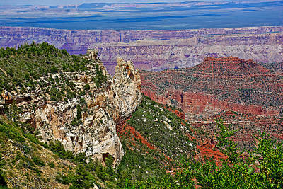 Roosevelt Point Two On North Rim/grand Canyon National Park-arizona   Original