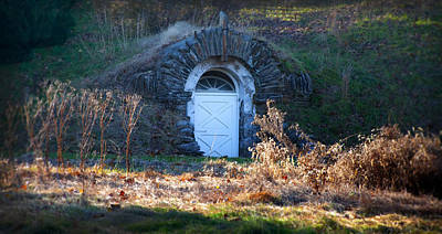 Cold Storage Photograph   Root Cellar At Valley Forge By Bill Cannon