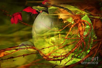 Digital Art - Rootinosa by Angelika Drake