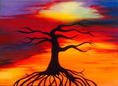 Roots  Art Print by Lowkey  Luciano