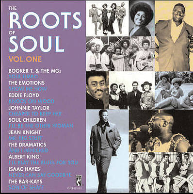 Hayes Digital Art - Roots Of Soul - Volume One by Concord Music Group