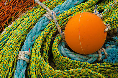 Photograph - Rope And Ball by James Hammond