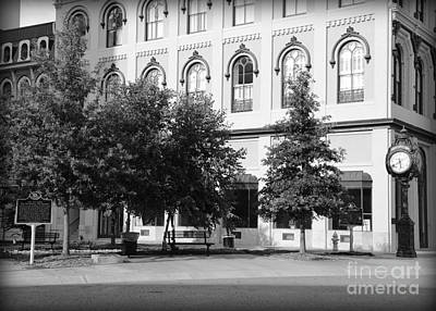 Rosa Parks Photograph - Rosa Parks Bus Stop by Carol Groenen