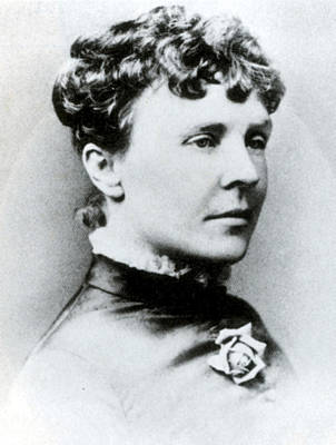 First Lady Photograph - Rose Cleveland, First Lady by Science Source