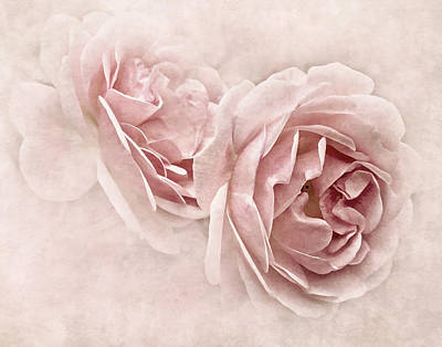 Photograph - Rose Duo by David and Carol Kelly
