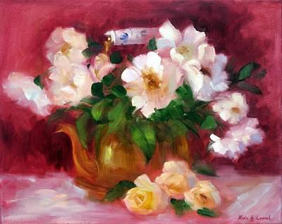 Christmas Roses Original