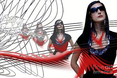 Rosella Original by Angelika Drake