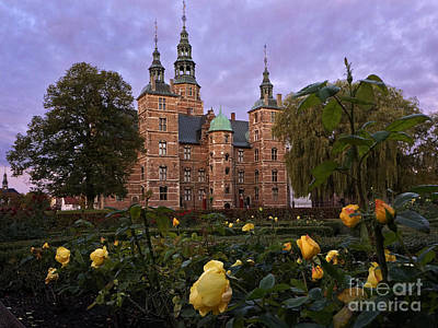Rosenborg Castle Art Print by Inge Riis McDonald
