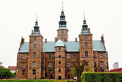 Rosenborg Photograph - Rosenburg Palace by Pati Photography