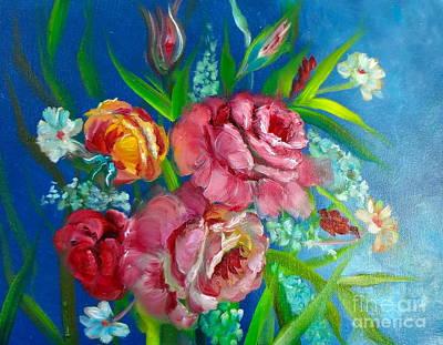 Roses Roses Jenny Lee Discount Art Print