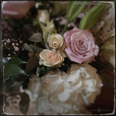 Photograph - Roses by Tim Nyberg