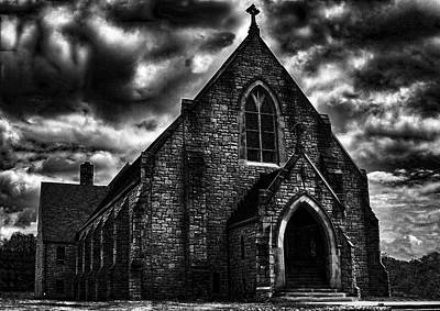 Roseville Church Art Print