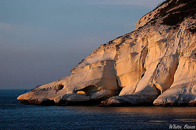 Photograph - Rosh Hanikra by Patrick Boening