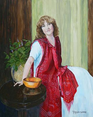 Painting - Rosie by Tanja Ware