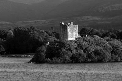 Ross Castle - County Kerry - Ireland Art Print