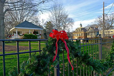 Photograph - Roswell Christmas by Denise Mazzocco