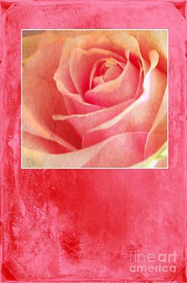 Rosy Art Print by Randi Grace Nilsberg