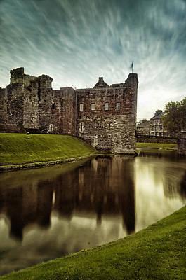 Photograph - Rothesay Castle by Jean-Noel Nicolas