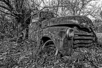 Photograph - Rotting Away by Andy Crawford