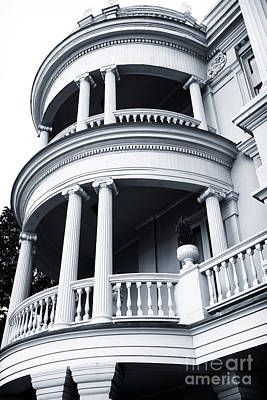 Photograph - Round Balconies by John Rizzuto