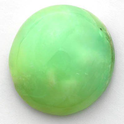 Opal Photograph - Round Polished Common Opal by Dorling Kindersley/uig