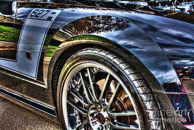 Roush 627 Art Print by Tommy Anderson