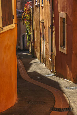 Photograph - Roussillon by Julie Black