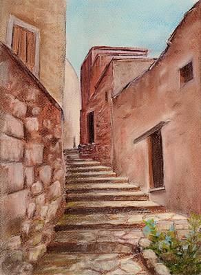 Roussillon Walk Print by Anastasiya Malakhova