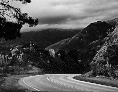 Photograph - Route 1 - Big Sur by Dana Sohr